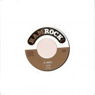 Back View : Aaron Neville / Al Jarreau - HERCULES B/W USE ME (7 INCH) - Ramrock Retro / RRRET002
