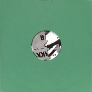 Back View : Tala Drum Corps - CARILLON (W/ HARON REMIX) - BAKK / BAKK018