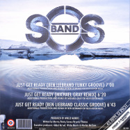 Back View : The SOS Band - JUST GET READY (REMIXES) - High Fashion Music / MS 505