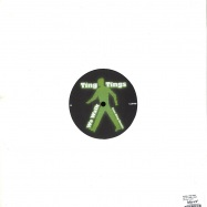 Back View : DJ Kool / Ting Tings - LET ME CLEAR MY THROAT / WE WALK - Low Level / LL006