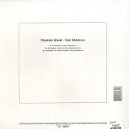 Back View : Phantom Ghost - FOUR SHADOWS - Dial 049