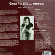 Back View : Thom Janusz - RON FORELLA ... MOVES! (LP + CD + MP3) - Luv N Haight / lhlp066