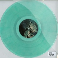 Back View : Riccardo Rizza - BILLANT (NIKOLA GALA REMIX) (TRANSPARENT GREEN COLORED VINYL) - Diebaudio / da025