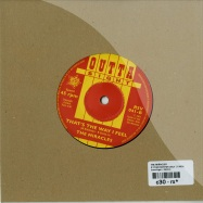 Back View : The Miracles - IF YOUR MOTHER ONLY (7 INCH) - Outta Sight / RSV041
