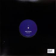 Back View : Diego Krause - UNISON WAX 01 (VINYL ONLY) - Unison Wax / UW01