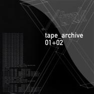 Back View : .xtrak aka Todd Sines - TAPE ARCHIVE 01 + 02 (2X12 LP) - Rawax / Rawax002LP