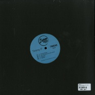 Back View : Timmy P - STRONG ADVICE EP (140 G VINYL) - Seven Music / 7M 039