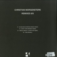Back View : Christian Morgenstern - REMIXES 8/8 - Konsequent Records / KSQ 046
