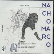 Back View : Nacho Marco - ACID BAY - Feline / Feline004