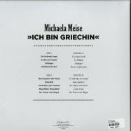 Back View : Michaela Meise - ICH BIN GRIECHIN (LP) - Martin Hossbach / 12BACH8