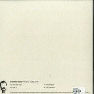 Back View : Stefano Moretti - TELL A VISION EP - Code Is Law / codeislaw014