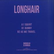 Back View : Longhair - LONGHAIR - Bordello A Parigi / BAP128