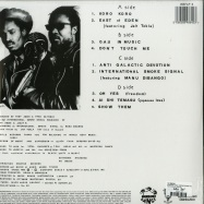 Back View : No Smoke - INTERNATIONAL SMOKE SIGNALS (2LP) - Warriors Dance / WAFLP3