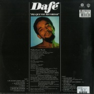 Back View : Carlos Dafe - PRA QUE VOU RECORDA (180G LP) - Polysom  / 333691