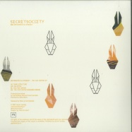 Back View : Metamatics & Nyquist - THE FAR CENTER EP (INCL EDWARD REMIX) - Secret Society Chile / SCRTC006