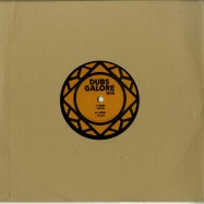 Back View : Hebbe - APPEAL / CULCHA (10 INCH) - Dubs Galore / DOR003