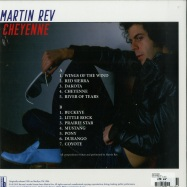Back View : Martin Rev - CHEYENNE (LP) - Bureau B / BB3171 / 05166261