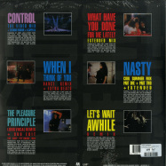 Back View : Janet Jackson - CONTROL: THE REMIXES (2LP) - A & M Records / 7786742
