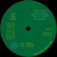 Back View : FSK24 - ZILSON EP - City Of 3000 Records / CO3000-02