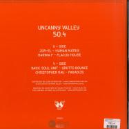Back View : Various Artists - ORANGE: JO-REL, KARIMA F, BASIC SOUL UNIT, CHRISTOPHER RAU - Uncanny Valley / UV050-4