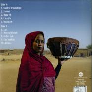 Back View : Aziza Brahim - SAHARI (LP + MP3) - Glitterbeat / GB083LP / 05179831