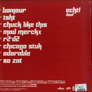 Back View : ECHT! - DOUF EP - SDBAN ULTRA / SDBANU1202