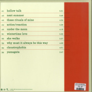 Back View : Choir Of Young Believers - THIS IS FOR THE WHITE IN YOUR EYES (LP) - Ghostly International / GI-89LP / 00137584