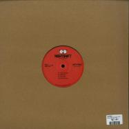 Back View : Javi Frias - PARTY MUSIC EP (140 G VINYL) - Night Shift Spain / SHIFT 006