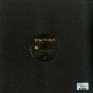 Back View : Jullian Gomes - SLOW POISON EP - Atjazz Record Company / ARC166V
