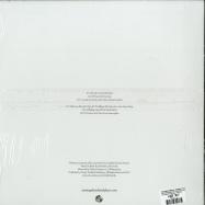 Back View : Leandro Fresco / Rafael Anton Irisarri - UNA PRESENCIA EN LA BRISA (LIMITED SILVER VINYL 12 INCH+MP3) - A Strangely Isolated Place / ASIPV 019