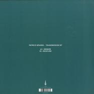 Back View : Patrice Baeumel - TRANSMISSION EP - Afterlife / AL033