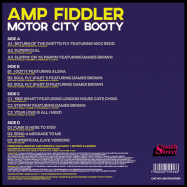 Back View : Amp Fiddler - MOTOR CITY BOOTY (2LP, PURPLE & PINK COLORED) - South Street / SOUTHLP001P