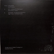 Back View : Various Artists - RITE OF INITIATION - Forbidden Teachings / FT001