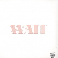 Back View : Tiefschwarz feat Chikinki - WAIT AND SEE / VINYL 1 - Fine Rec / FOR 10806