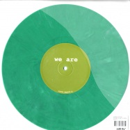 Back View : Agaric / Eidolon - WE ARE VOLUME 5 (10INCH) - WRR005