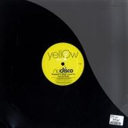 Back View : Nudisco - PREPARE TO BLAST - Yellow Tail / YT018