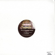 Back View : Fabio Tosti Feat Marshall Jefferson - MIND AND SOUL - Look At You / Lay111