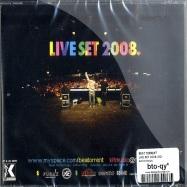 LIVE SET 2008 (CD)