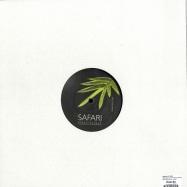 Back View : Aranud Le Texier - PERFUMES OF OUR DEAD TIMES EP - Safari Electronique / saf0406