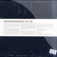 Back View : Martin Kippenberger - MUSIK 1979-1995 (3X10 BOX- BOOK/LIM.ED) - ek004vinyl