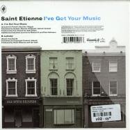 Back View : Saint Etienne - I VE GOT YOUR MUSIC (7 INCH) - Heavenly / hvn243