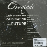 A MAN WITH NO PAST ORIGINATING THE FUTURE (CD)