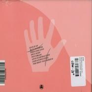 Back View : Htrk - PSYCHIC 9-5 CLUB (CD) - Ghostly International / gi204cd