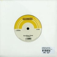 HOW MANY TIMES? / POISON DART (7 INCH)
