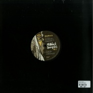 Back View : Various Artists - MOBLACK SAMPLER VOL.1 - MoBlack Records / MBRV001