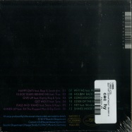Back View : URBS - URBS (CD) - BEAT ART DEPARTMENT / BAD001-2