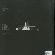 Back View : Tensal - DISCO NEGRO (2X12 LP) - Tensal / TENSAL008