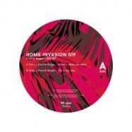 Back View : Franck Roger - EP - Home Invasion / HI19