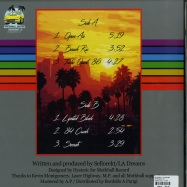 Back View : Sellorket / LA Dreams - TURBO QUEST EP - Mothball Record / TURBO2
