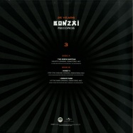 Back View : The Green Martian / Honey C / Groove Park - PT 3 - 25 YEARS OF BONZAI - Bonzai Music / BT46119-3
